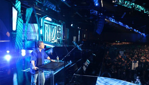 No BlizzCon in 2012