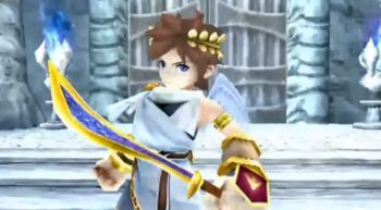 Things get intense for Pit in Kid Icarus Uprising