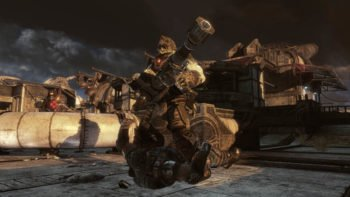 Gears of War 3: Forces of Nature Exposed