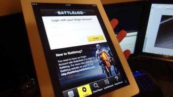 Battlefield 3 Battlelog App goes live on iOS