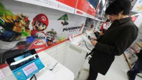 Nintendo posts first annual loss