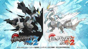 Pokemon Black and White 2 Debuts