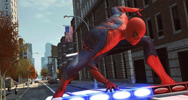 Скачать бесплатно игру человек паук через торрент русская версия