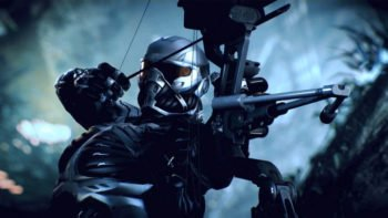 Crytek didn't get their idea for the bow in Crysis 3 from The Hunger Games