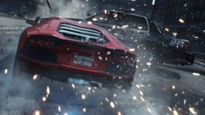 Need For Speed Most Wanted for PS Vita on par with PS3