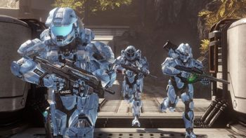 Get free Microsoft points for playing alot of Halo 4