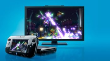 Wii U, PS Vita, or SmartGlass, Miyamoto explains the potential of connectivity