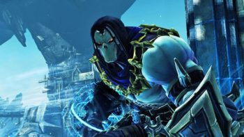 Crytek not interested in the Darksiders franchise