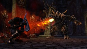 Elder Scrolls Online is a subscription MMO