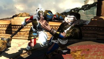 God Of War Ascension Beta available today for PS Plus subscribers
