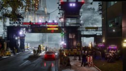 inFamous: Second Son Character Artwork