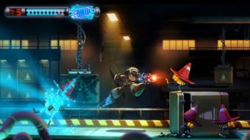 Mighty No. 9 Shows Off Gameplay Footage