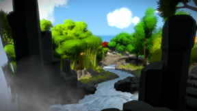 Thekla Inc are not currently working on The Witness for Nintendo Switch