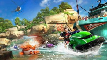 Kinect Sports Rivals will be a launch title… sort of
