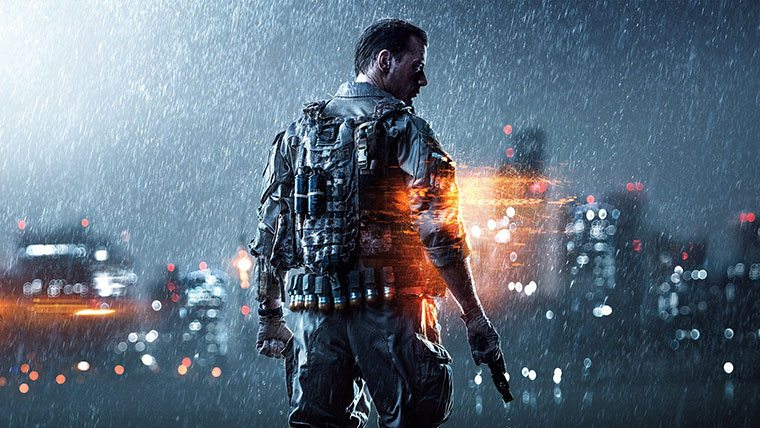 Battlefield 4 Game Time