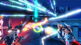 Rockband creators making musical first-person shooter – Chroma