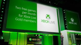 Games with Gold for Xbox One details soon
