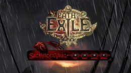 "Path of Exile ""mini-expansion"" Sacrifice of the Vaal announced"