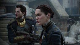 The Order 1886 Gameplay shines on PS4