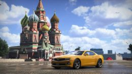 Slightly Mad Studios reveals World of Speed massively multiplayer online racing game