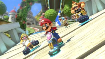Nintendo unleahes new Mario Kart 8 screenshots and gameplay video
