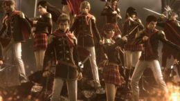 Square Enix Knows A Release Date For Final Fantasy Type-0 HD