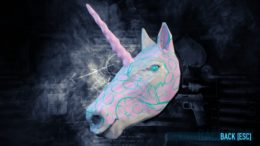 Payday 2 Now Lets You Commit Crimes as a Unicorn
