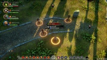 First Look At PC UI For Dragon Age: Inquisition