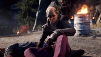 There's a story to tell in Far Cry 4