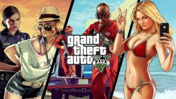New Grand Theft Auto V: PS3 to PS4 Comparison Video