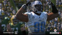 Madden NFL 15 Top DTs Contain The Running Game