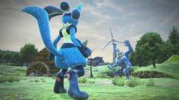 Pokken Tournament Revealed – Pokemon and Tekken Combine