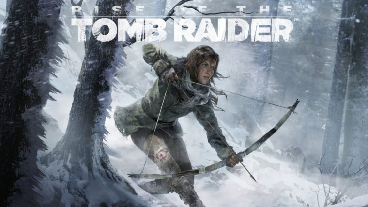 Rise of the Tomb Raider Xbox Exclusive
