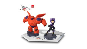 Big Hero 6 Characters Officially Revealed For Disney Infinity 2.0