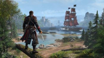 Assassin's Creed Rogue Screenshots