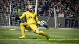 FIFA 15 Trailer Shows How Goalkeepers Have Been Totally Redesigned