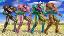 Super Smash Bros. Provides Eight Costumes For All Fighters