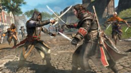 Assassin's Creed Rogue sees the return of Adewale