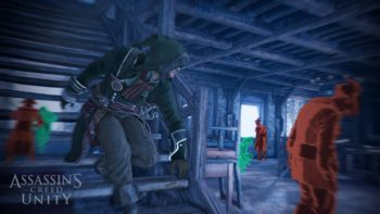 Assassin's Creed Unity Co-op Heist Mission Walkthrough
