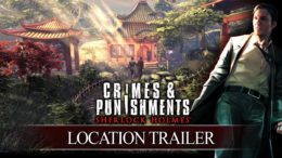 Crimes and Punishments Locations