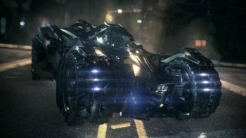 Batman: Arkham Knight Batmobile Similar To Batman v Superman's One?