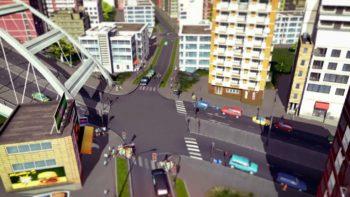 New Cities Skylines Footage
