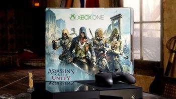 Assassin's Creed Unity Xbox One Bundle Announced