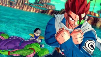 Dragon Ball Xenoverse Multiplayer Gameplay Footage