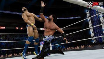 """A Look """"Behind The Scenes"""" Of WWE 2K15"""
