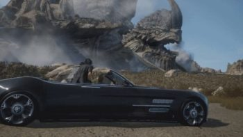 Final Fantasy XV Is Looking Huge And Epic