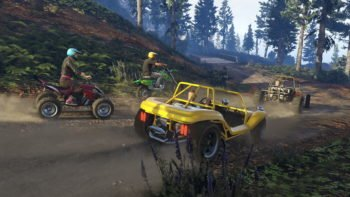 GTA Online Xbox One/PS4 Screenshots