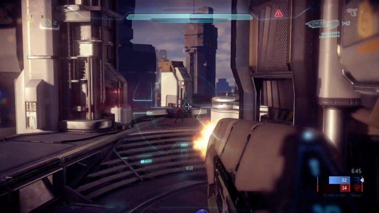 Halo 5 Guardians Multiplayer Beta Smartlink