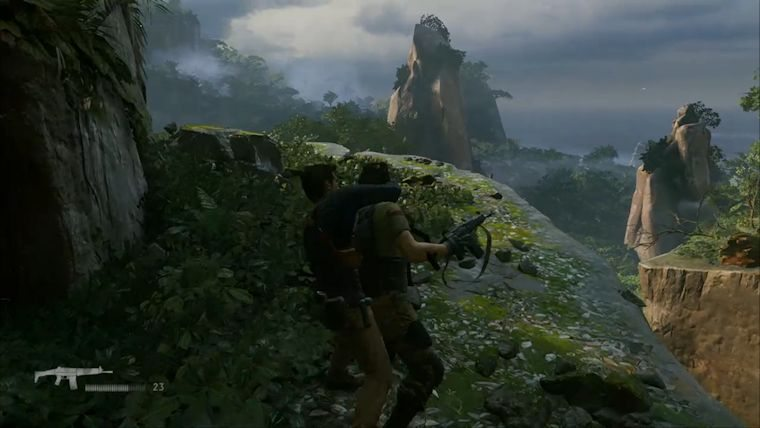 Uncharted 4 A Thiefs End