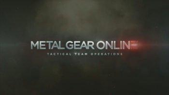 Metal Gear Online Looks Insanely Fun
